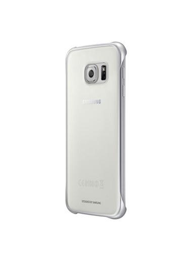 Samsung Samsung Galaxy S6 Uyumlu Şeffaf  Telefon Kılıf Renkli